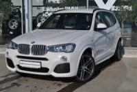 BMW X3 6 / 4 2.993 cmc