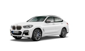 BMW X4 2998 cmc