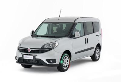 De vânzare Fiat Doblo null Motorina 13571